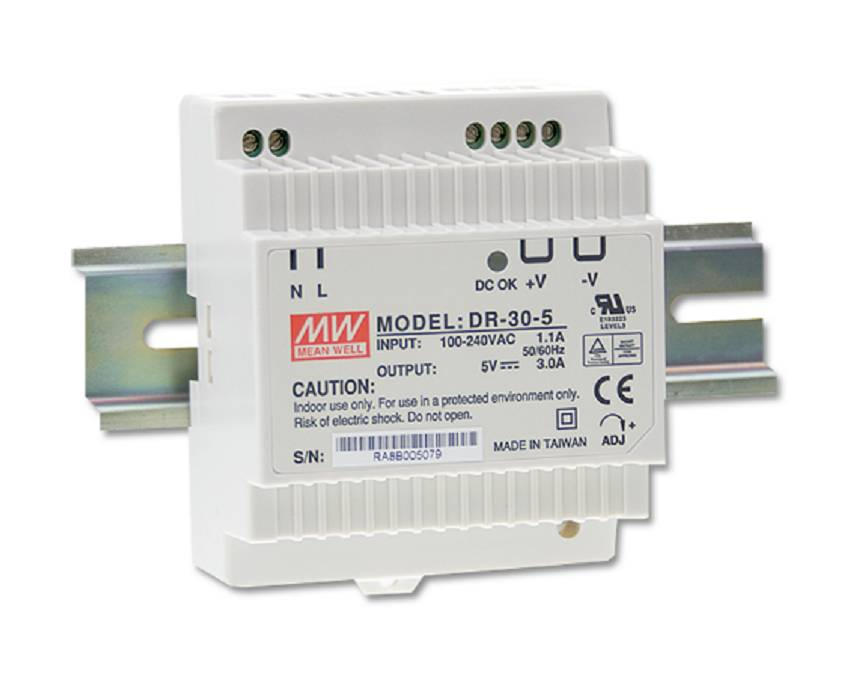 12V 54W Din Rail Power Supply